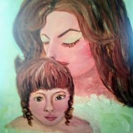 Mother and Daughter by Tina Sterling