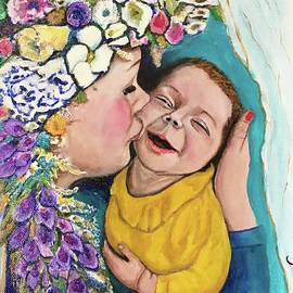 Mother love by Wanda Ramos