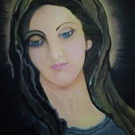 Mother Mary by Maria Abeyesekere