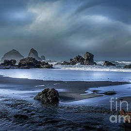 Mother Mother Ocean  by Mitch Shindelbower