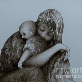 Motherhood I by Elizabeth Allen
