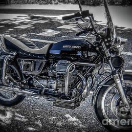 Moto Guzzi 850-T3 by Joe Mourino