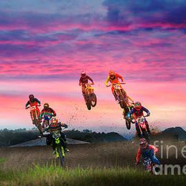 Motocross Is Not For Sissies VI by Al Bourassa