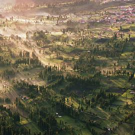 Mount Bromo, Indonesia  by Josh Kathey