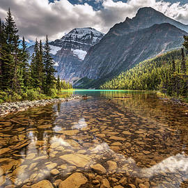 Mount Edith Cavell Splendor by Pierre Leclerc Photography