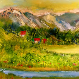 Mountain Adventure by Patricia Clark Taylor