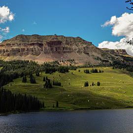 Mountain Lake by Bobbie Delaney
