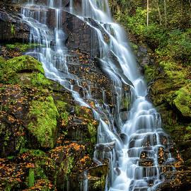 Eastatoe Falls by Jim Brown