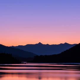 Mountain Moment by Joy McAdams