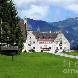 Mountain Resort Kranzbach Bavaria by Johanna Zettler