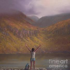 Mountain Solitude 4 by Sean Conlon