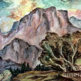 Mountain Treasures by Cheryl Pettigrew