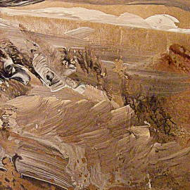 Mountains of Paint by Nancy Kane Chapman