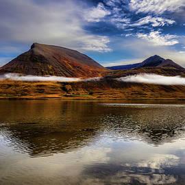 Mountains Reflection by Jan Fijolek