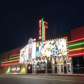 Movie Night by Kayla Morales
