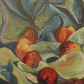 Mr. Decker's Apples by Rae Raisbeck