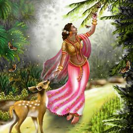 Mrignayani  by Anjali Swami
