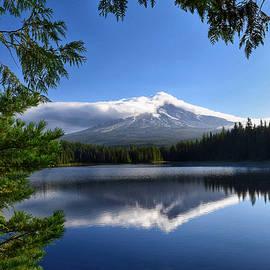 Mt. Hood Framed by Dana Hardy