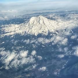 Mt Rainier  by Jerry Abbott