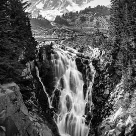 Mt. Rainier Landscape by Jim Signorelli
