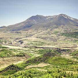 Mount St. Helens by Joshua Spiegler