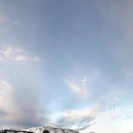 Mt. Tallac morning twilight, El Dorado National Forest, California, U. S. A. by PROMedias