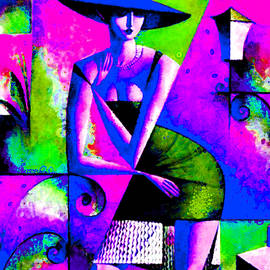 Mujer by Galeria Trompiz