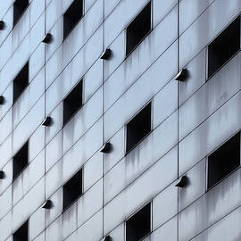 Multiple Diagonal Windows by Arro FineArt
