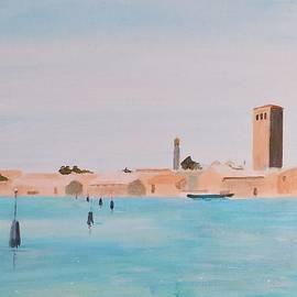 Murano, Venice by Nigel Radcliffe