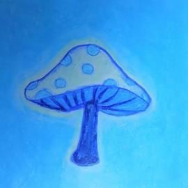 Mushroom  by Tania Stefania Katzouraki
