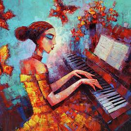 Music and collors by Narek Qochunc