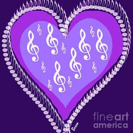 Musical Love by Marlene Rose Besso