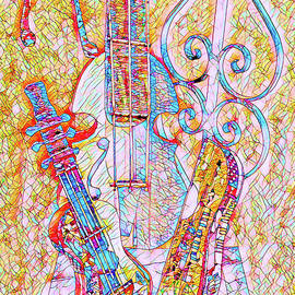 Musically Abstract by Robert Tubesing
