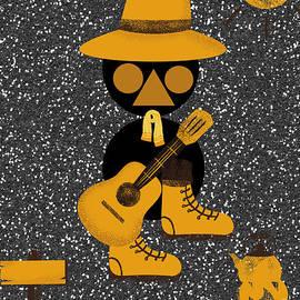 Musician by Smita