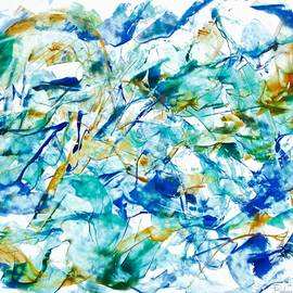 My Abstract Mood by Barbara Chichester