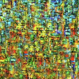 My City View Series - 8 by Jack Zulli