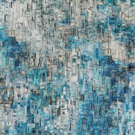 My City View Series - 7 by Jack Zulli
