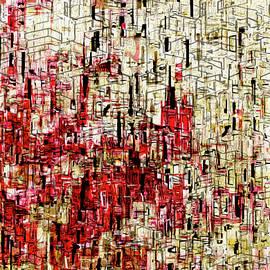 My City View Series - 9 by Jack Zulli