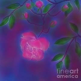 My Climbing Rose by Latha Gokuldas Panicker