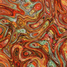 My Colorful World Series -1 by Jack Zulli