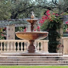 My Favorite Fountain by Mesa Teresita