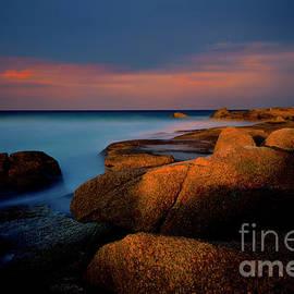 My favorite Place, Jeanerot Beach by Imi Koetz