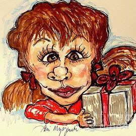 My First Christmas Present by Geraldine Myszenski