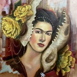 My Frida by Lisha Gaihre