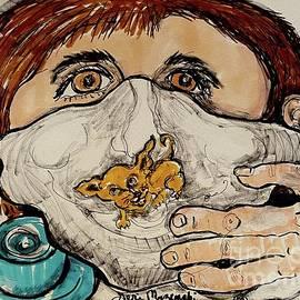 My Little Tea Cup Chihuahua by Geraldine Myszenski