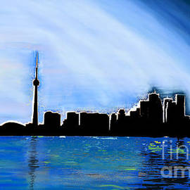My Old Toronto by Maria Faria Rodrigues