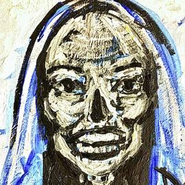 My skeletal self by Debora Lewis