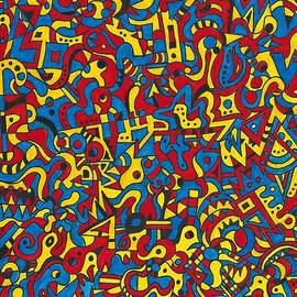 My Timeless Pattern by Rita Vidigal