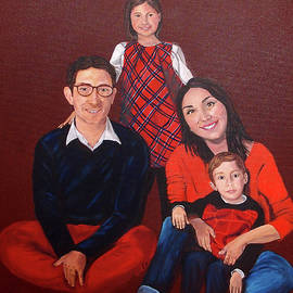 My wonderful Family by Lois Viguier