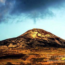 Mystic Mountain by Raven Deem